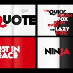 101 darmowych fontów, które idealnie nadają się do logo